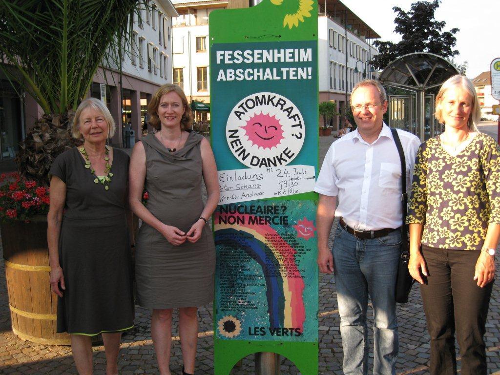 Diskussion zur Bundestagswahl 2013