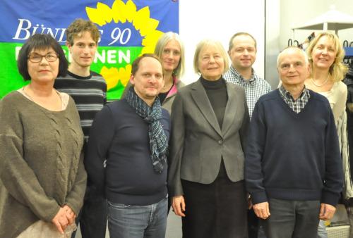 Spitzenkandidaten Gemeinderat