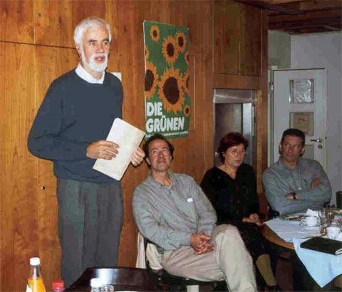 Brunch 20 Jahre Grüne Gundelfingen